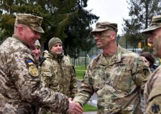 Делегація Збройних сил США відвідала Міжнародний центр миротворчості та безпеки