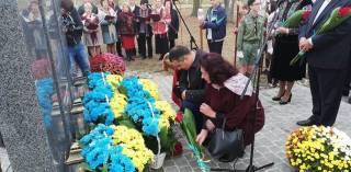 У Пустомитах відкрили Меморіал пам'яті воїнів УГА