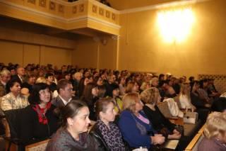 Володимир Гірняк привітав працівників соціальної сфери