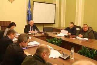 Комісія з питань законності першою погодила проект бюджету на 2019 рік