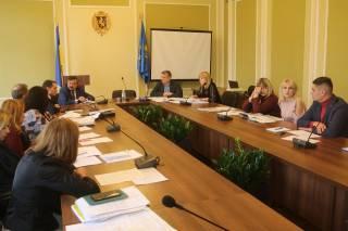 Комісія культури заслухала проект бюджету на 2019 рік