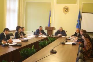 Комісія  з питань екології розглянула проект обласного кошторису на наступний рік