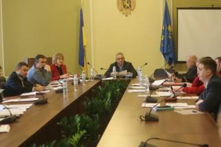 Комісія з питань ЖКГ затвердила напрями використання бюджетних коштів у 2019 році
